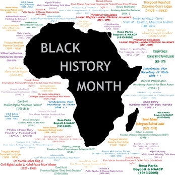 Black History Month Quotes Captivating Inspiring Quotes For All People In Honor Of Black History Month
